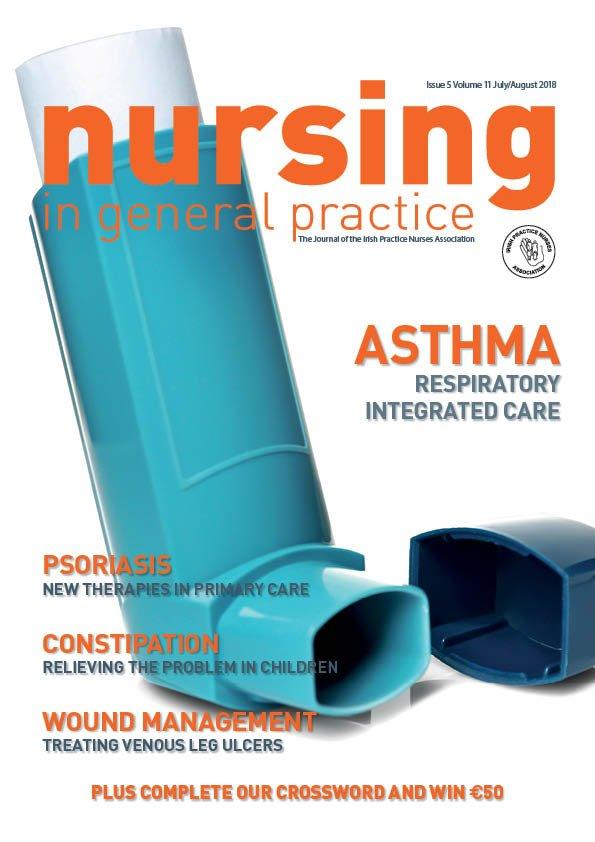Nursing in General Practice – Issue 5 Volume 11 July/Aug