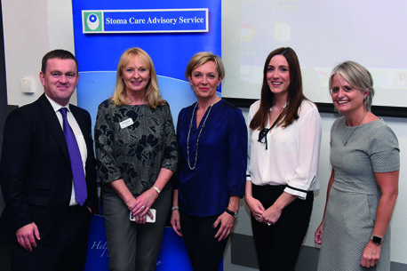 Centre for Colorectal Disease 25th International Meeting & Stoma Care Workshop 2018
