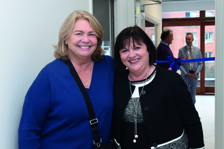 CAI Critical Care Simulation Facility LaunchDr. Catherine Armstrong, Director of Training, CAI, Ms Margaret Jenkinson, Chief Operations Officer CAI