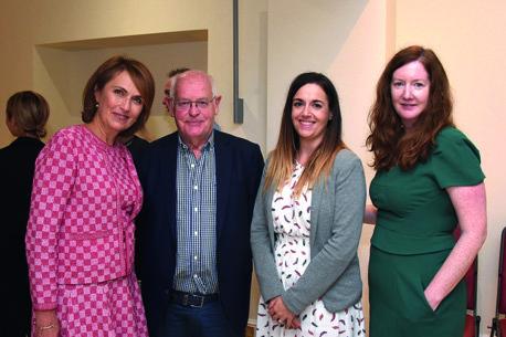 CAI Critical Care Simulation Facility LaunchDr Carina Burlacu, Dr Tony Healy, Ms Orla Doran, Ms Ruth Flaherty.
