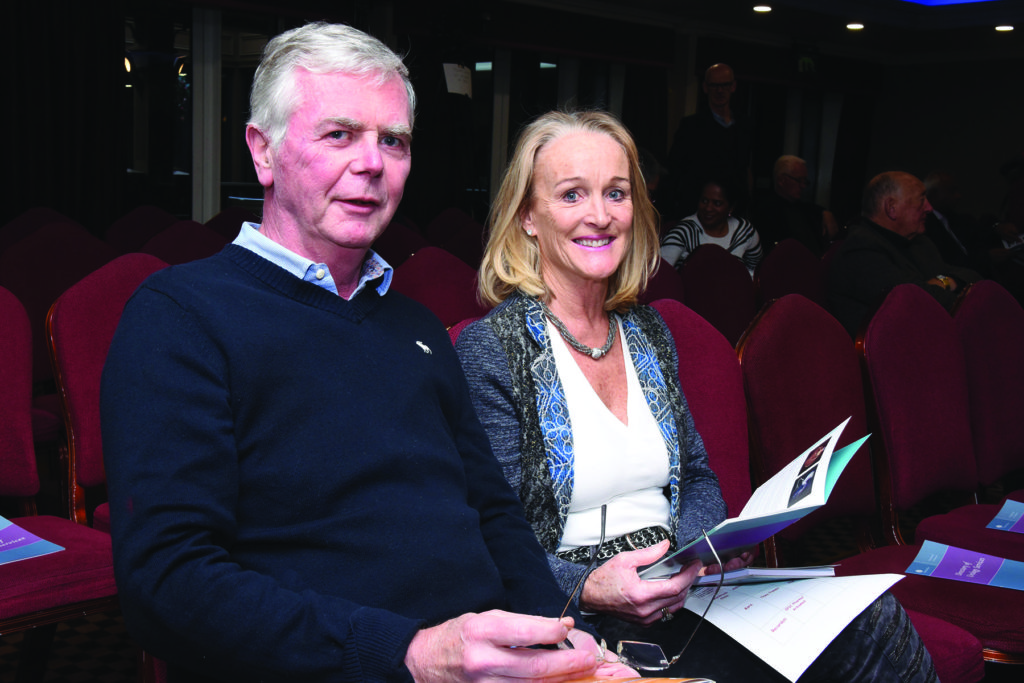 Blackrock Clinic General Practitioner Study Morning Mens' Health Dr. Damien Rutledge, Dr. Christine Hayes.