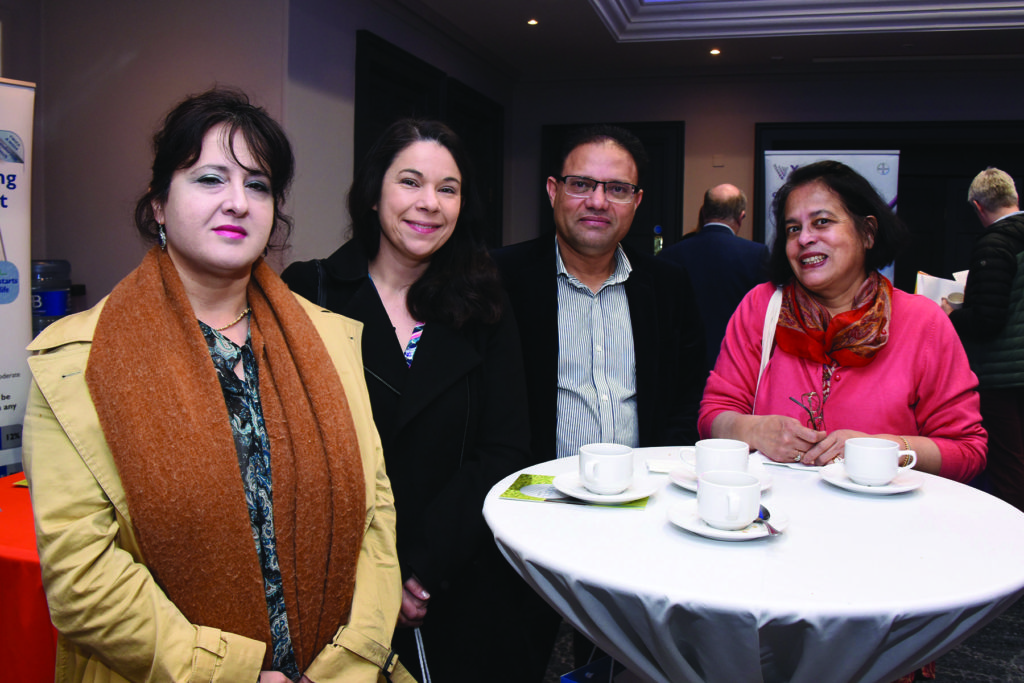 Blackrock Clinic General Practitioner Study Morning Mens' Health Dr. Anahita Maleki, Dr. Iseult Coolahan, Dr. Shahzad Ahmad, Dr. Elissa Dooley.
