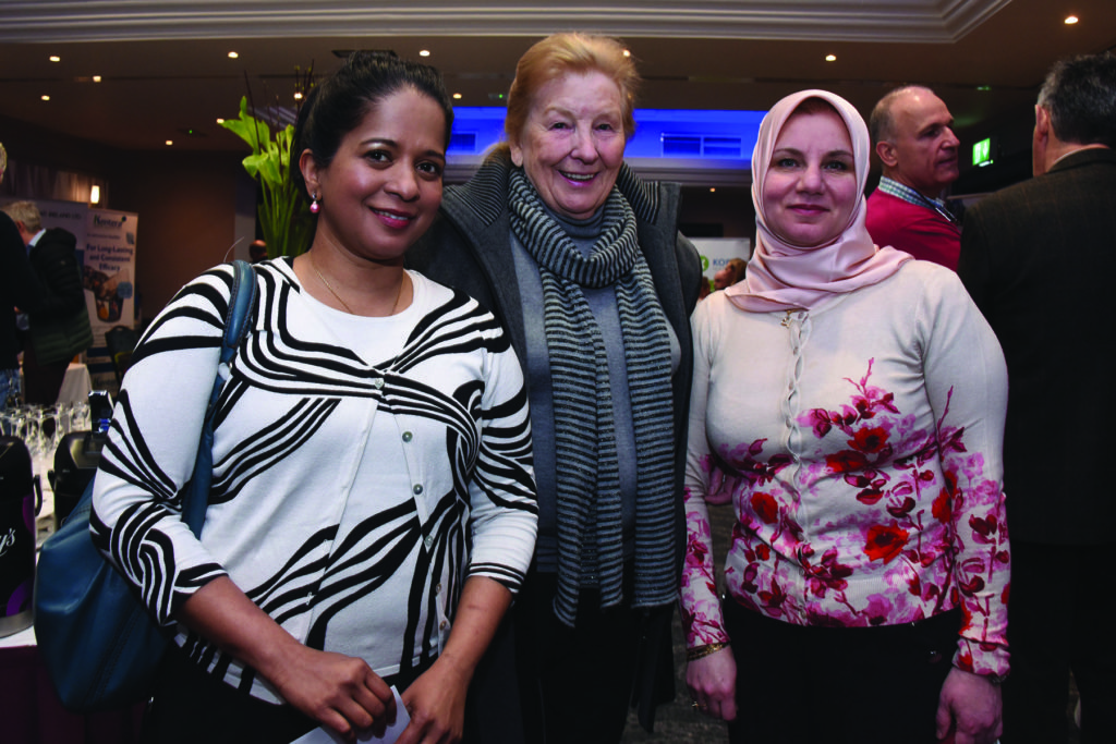Blackrock Clinic General Practitioner Study Morning Mens' Health Dr. Valerie Morris, Dr. Helen Maguire, Dr. Ban Mustafa.