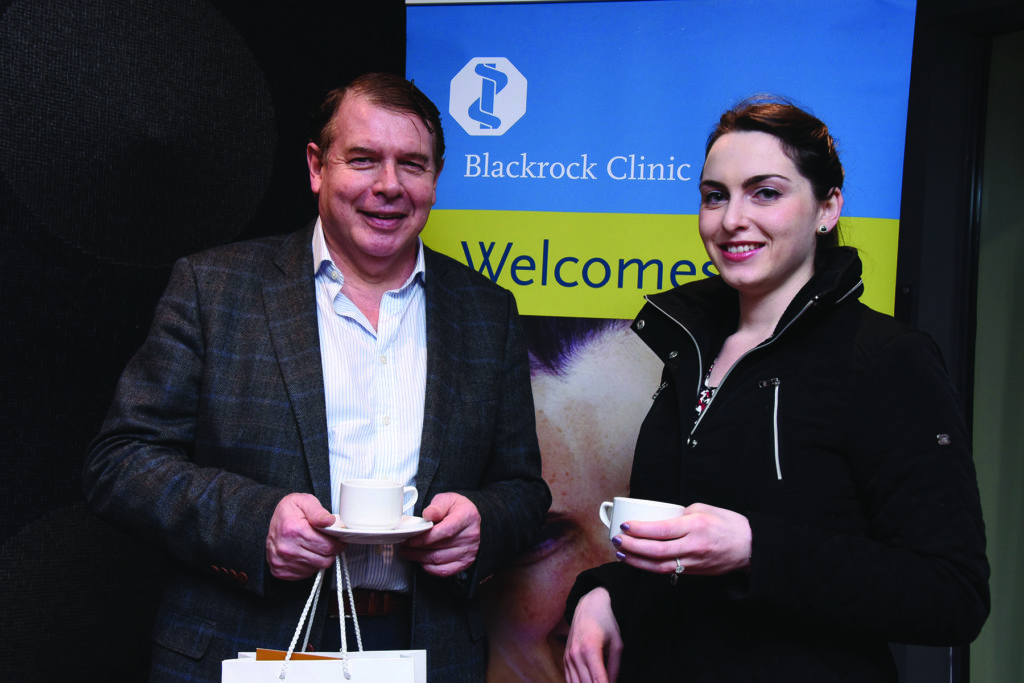 Blackrock Clinic General Practitioner Study Morning Mens' Health Dr. Peter Magovern, Dr. Janet Brady.
