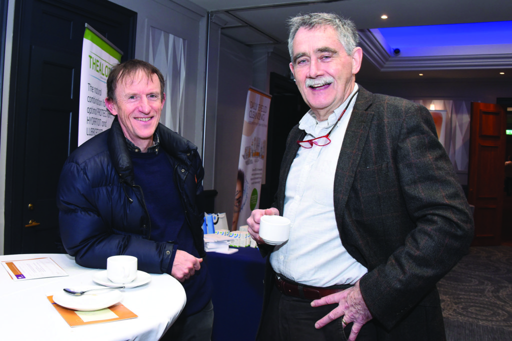 Blackrock Clinic General Practitioner Study Morning Mens' Health Dr. Brian Meade, Dr. Martin White.