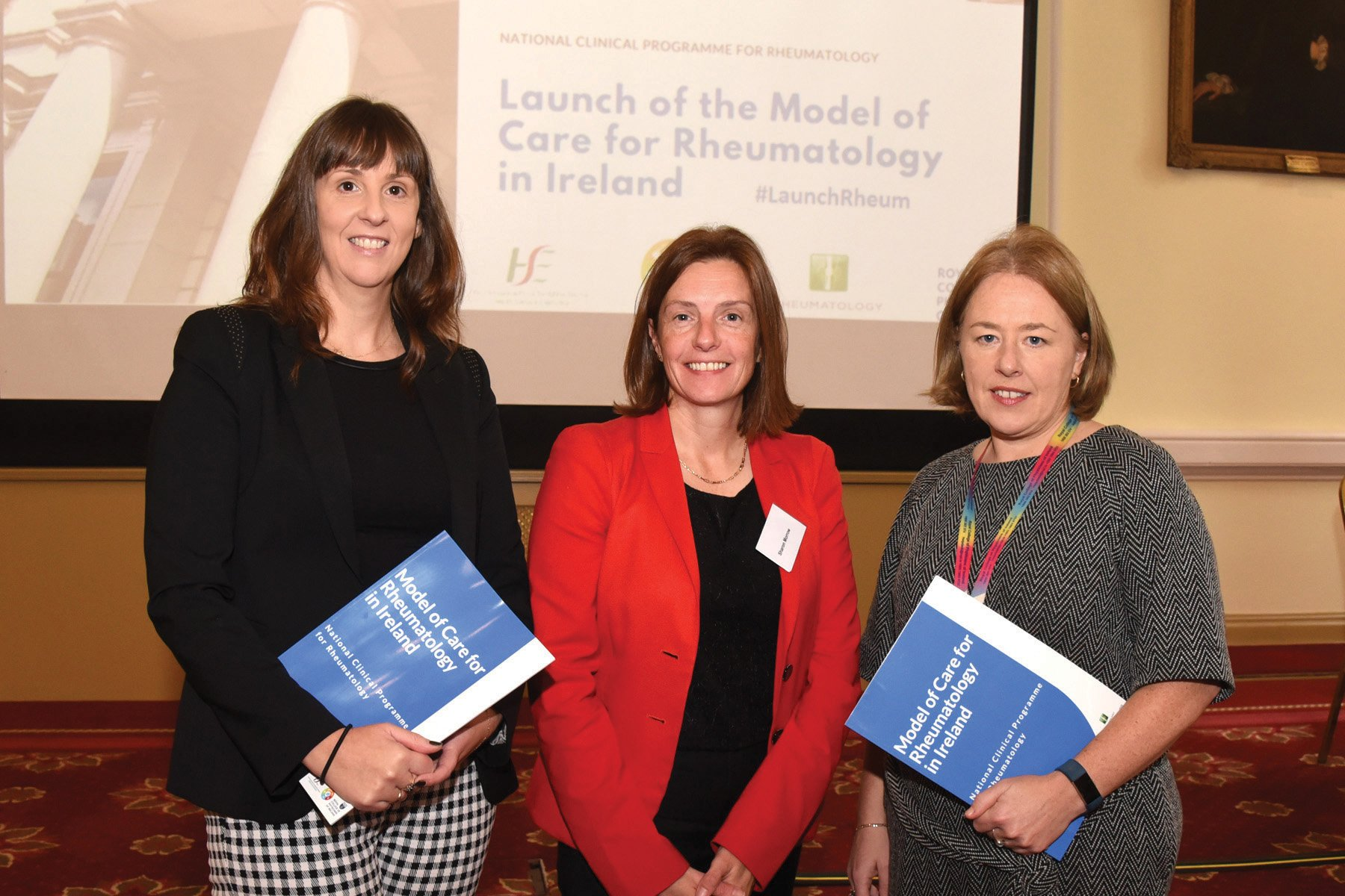 Model of Care for Rheumatology in Ireland launch