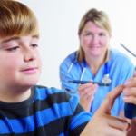 Children with type 1 diabetes report positivity