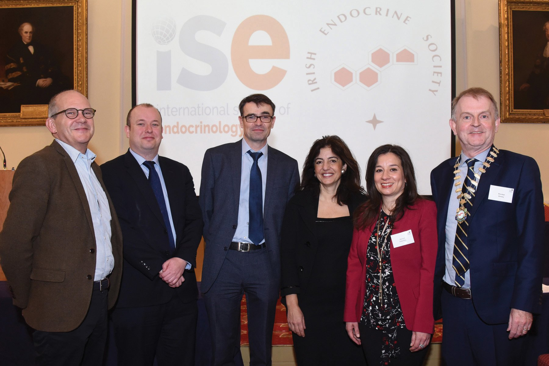 Irish Endocrine Society and International Society of Endocrinology Joint Symposium