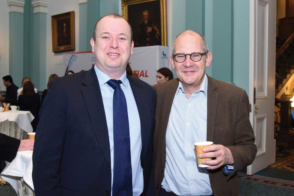 Irish Endocrine Society & International Society of Endocrinology Joint Symposium  Prof Mark Sherlock, Prof Richard Ross.